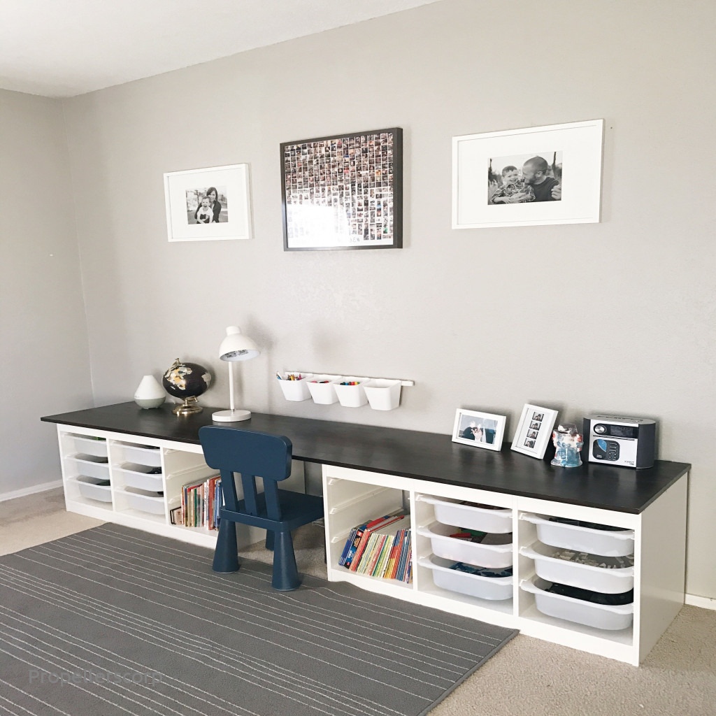 ideas decoracion ikea apartamento A La Sombra Small Childrens Desk